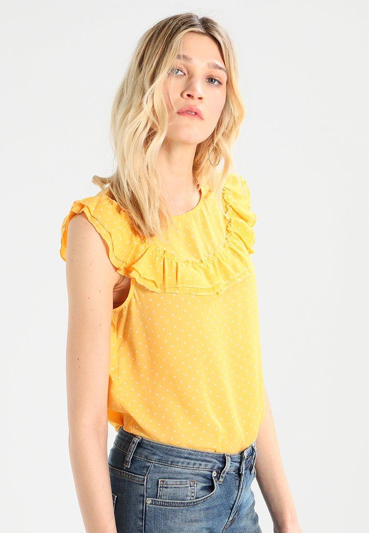 mint&berry - Bluse - buff yellow