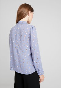 mint&berry - Blouse - blue/white/brown - 2