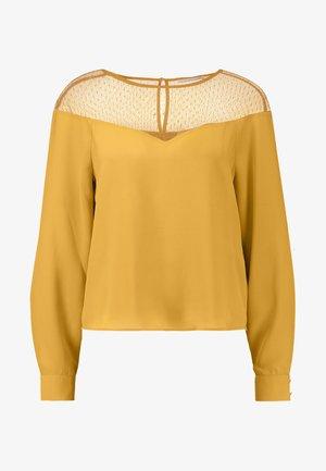 Bluzka - dark yellow