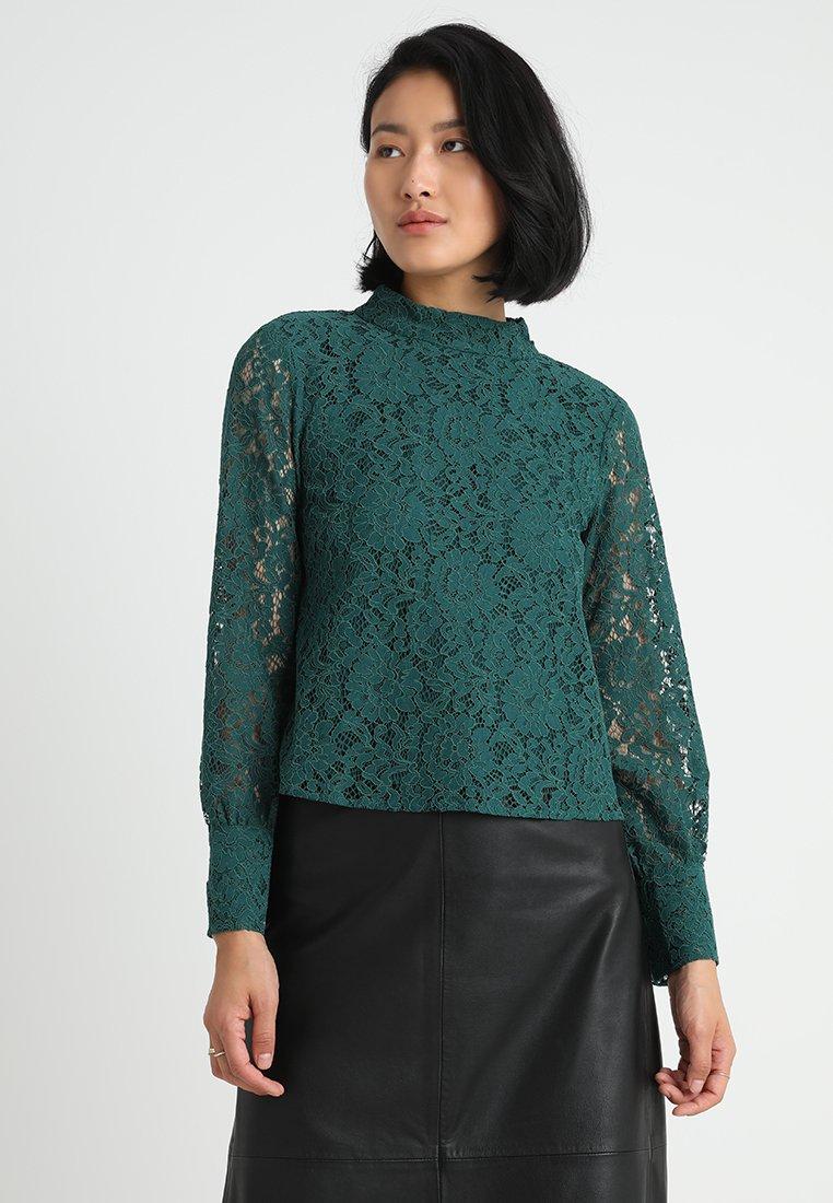 mint&berry - Blouse - dark green