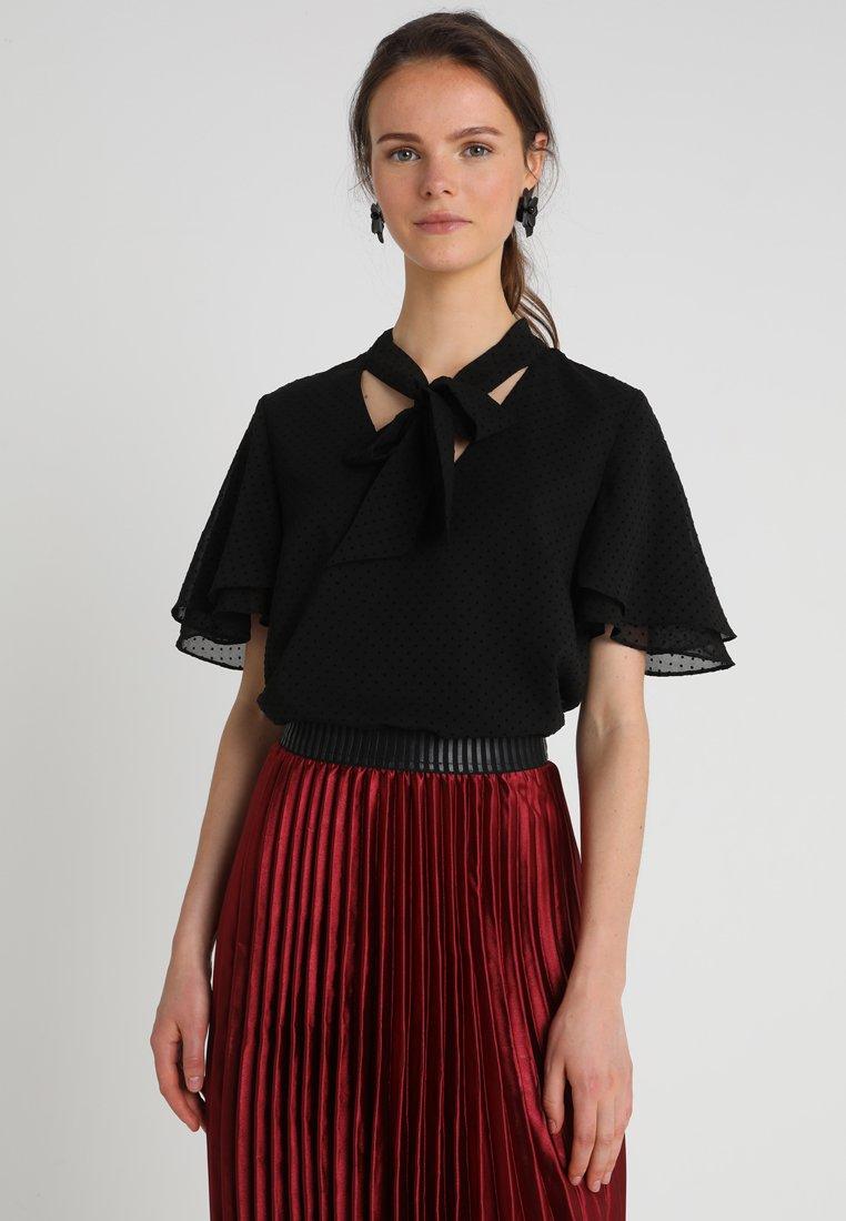 mint&berry - Bluse - black