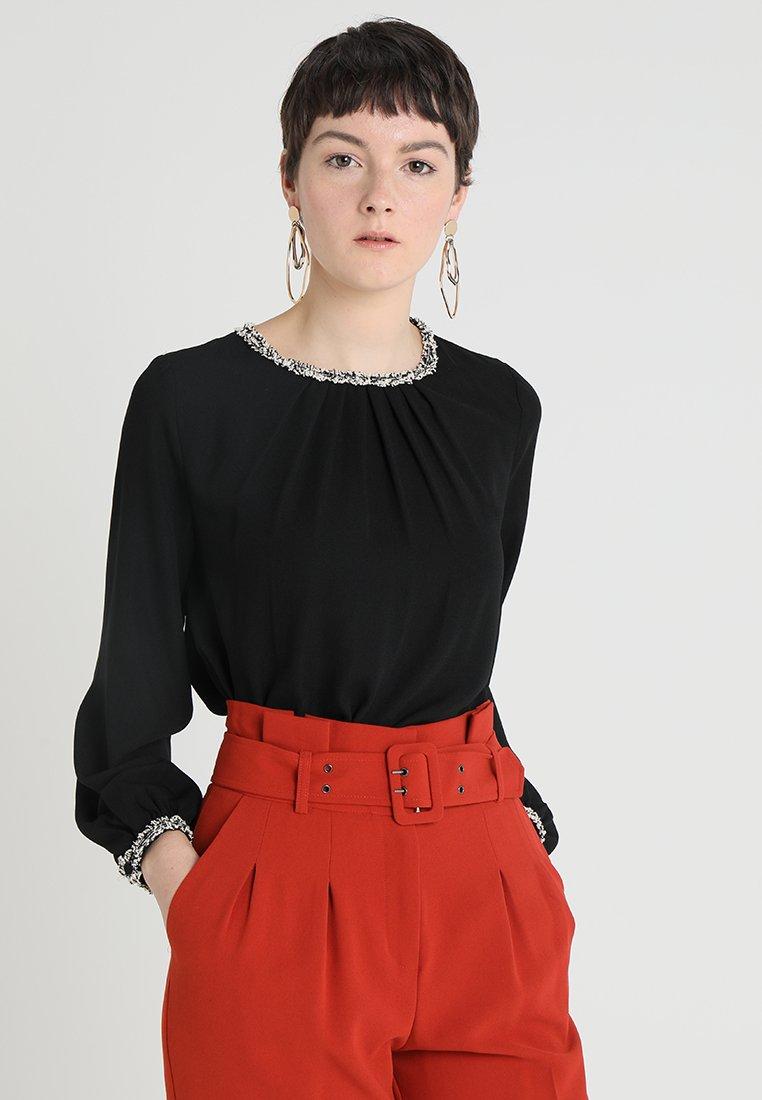 mint&berry - Blusa - black
