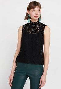 mint&berry - Blus - black - 0
