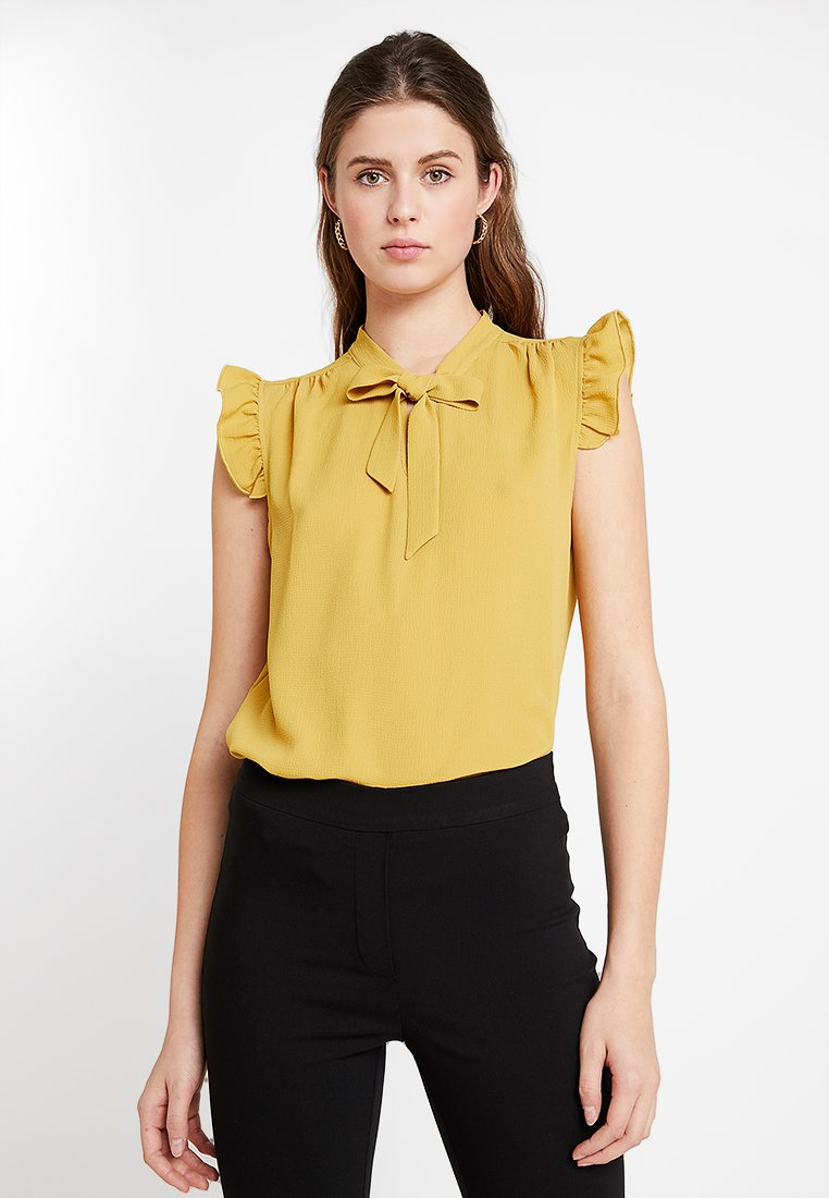 mint&berry - Blouse - mustard