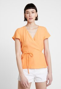 mint&berry - Blouse - tangerine - 0