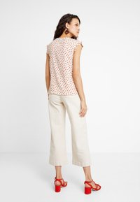 mint&berry - Blouse - beige/red - 2