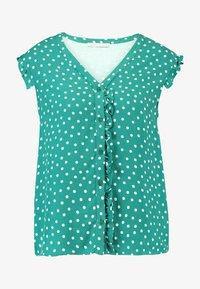mint&berry - Blusa - green/white - 3
