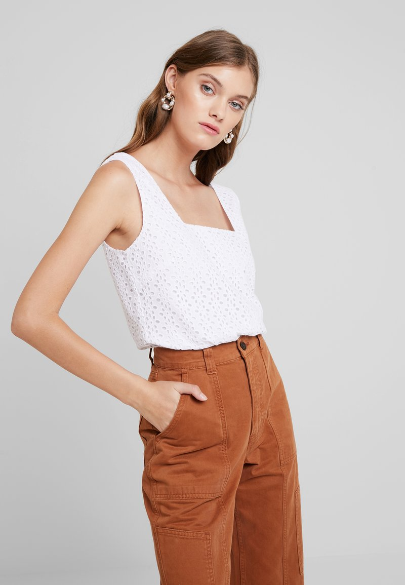 mint&berry - Top - white