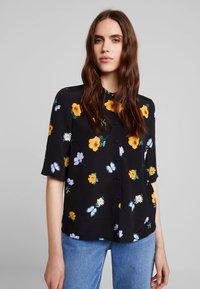 mint&berry - Button-down blouse - multicolor - 0