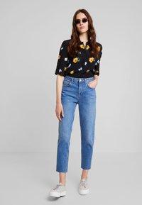 mint&berry - Button-down blouse - multicolor - 1