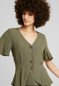 mint&berry - Blouse - olive night - 4