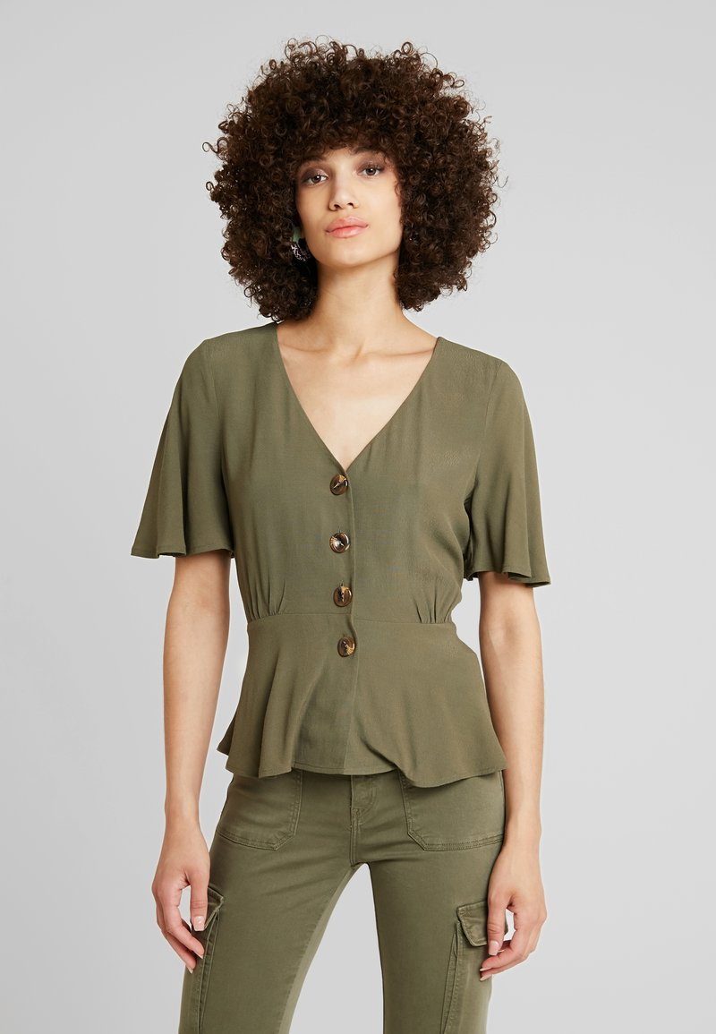 mint&berry - Blouse - olive night