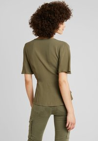 mint&berry - Blouse - olive night - 2
