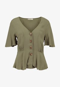 mint&berry - Blouse - olive night - 3