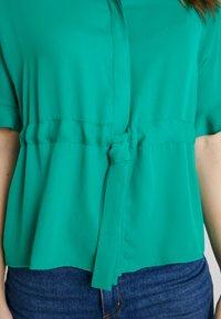 mint&berry - Button-down blouse - bosphorus - 5