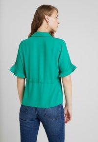 mint&berry - Button-down blouse - bosphorus - 3