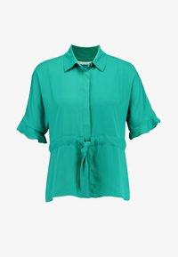 mint&berry - Button-down blouse - bosphorus - 4