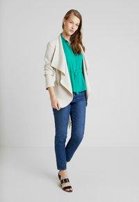 mint&berry - Button-down blouse - bosphorus - 2
