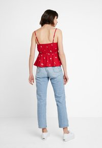 mint&berry - Top - red/white - 2