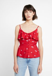 mint&berry - Top - red/white - 0