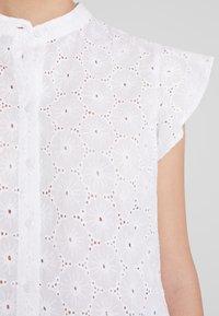 mint&berry - Button-down blouse - white - 5