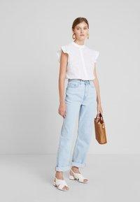 mint&berry - Button-down blouse - white - 1
