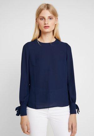 Blouse - maritime blue