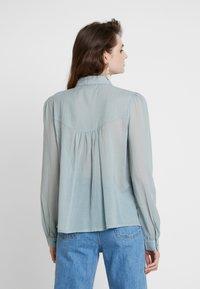 mint&berry - Button-down blouse - slate blue - 2