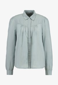 mint&berry - Button-down blouse - slate blue - 3