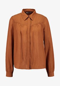 mint&berry - Button-down blouse - caramel cafe - 3