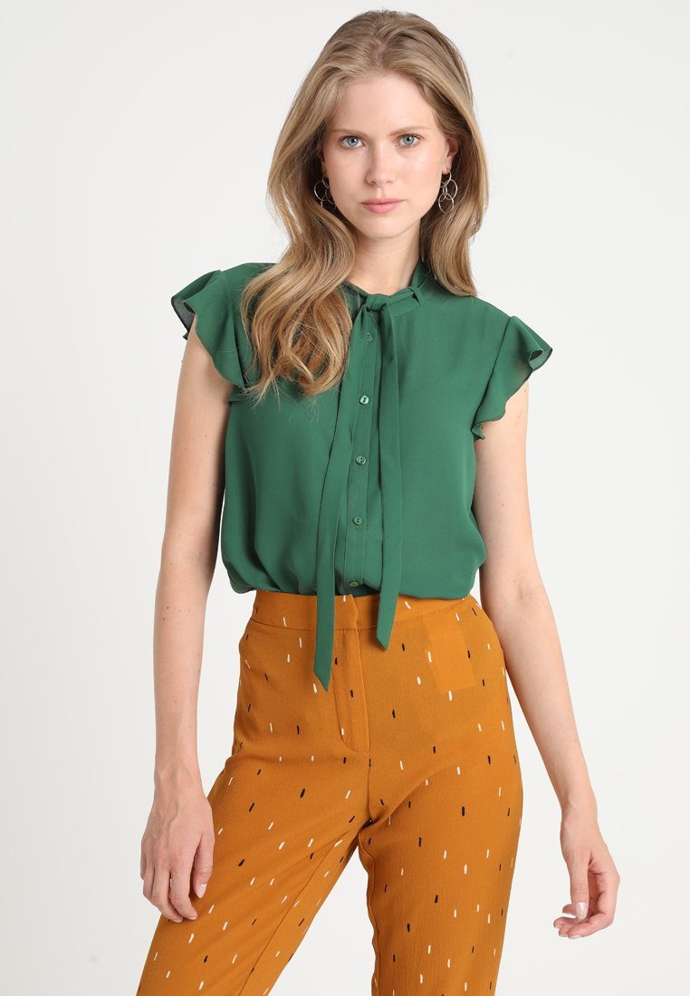 mint&berry - Bluse - green