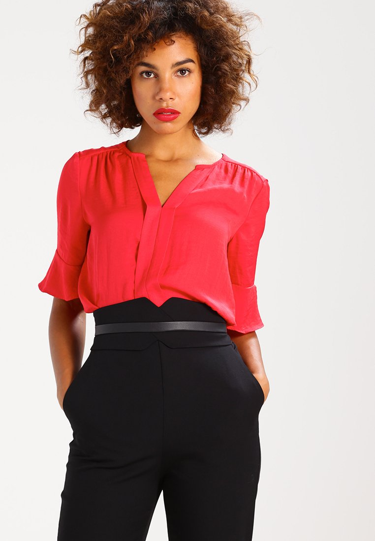 mint&berry - Bluser - chinese red