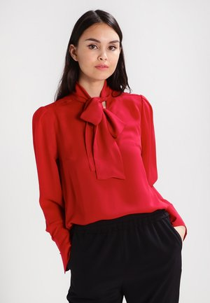 Blouse - rio red