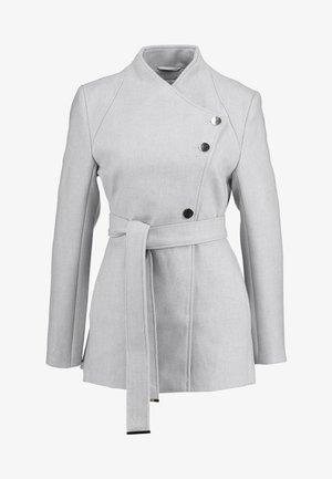 Cappotto corto - light grey