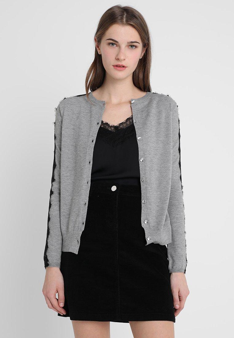 mint&berry - Strickpullover - light grey