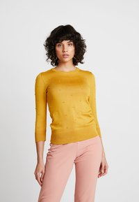 mint&berry - Jumper - golden yellow - 0