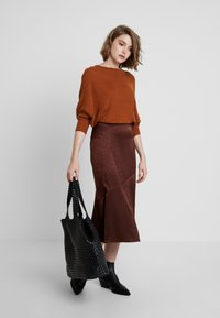 mint&berry - Pullover - caramel cafe - 1