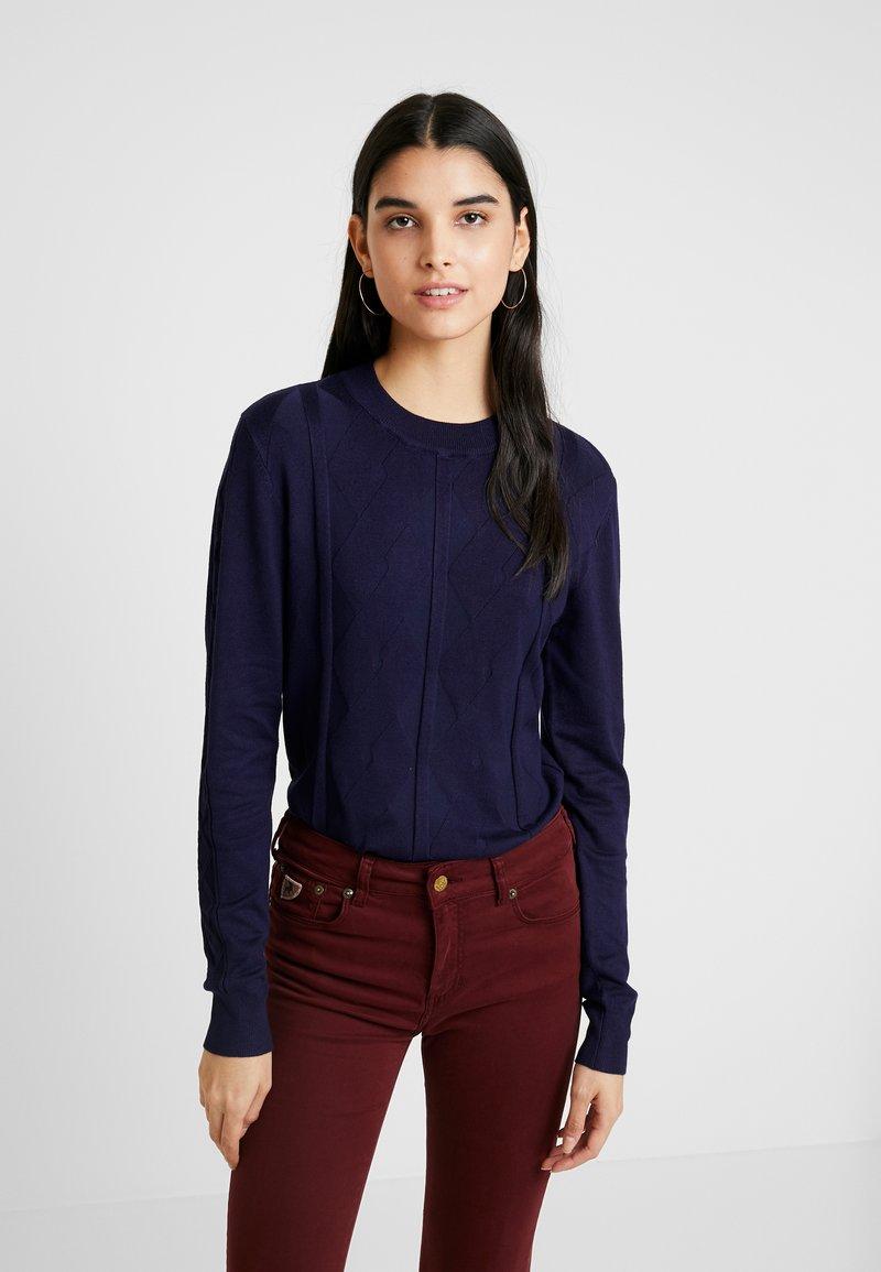 mint&berry - Jumper - dark blue