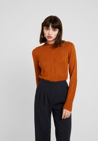 mint&berry - Pullover - caramel cafe - 0