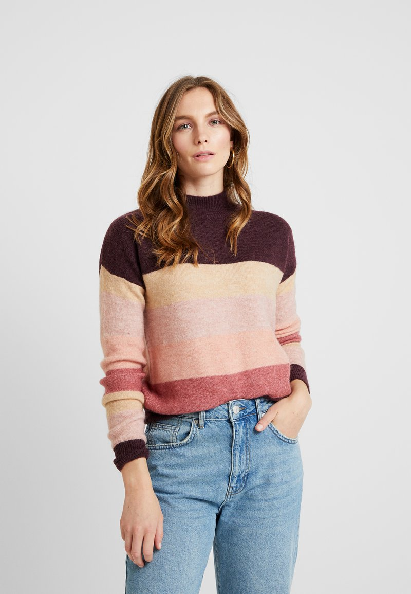 mint&berry - Pullover - winetasting