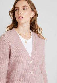 mint&berry - Zip-up hoodie - rose - 4