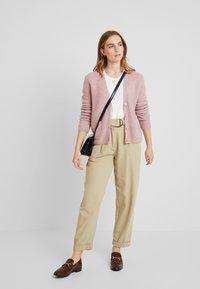 mint&berry - Zip-up hoodie - rose - 1