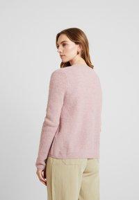 mint&berry - Zip-up hoodie - rose - 2