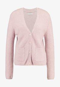 mint&berry - Zip-up hoodie - rose - 3