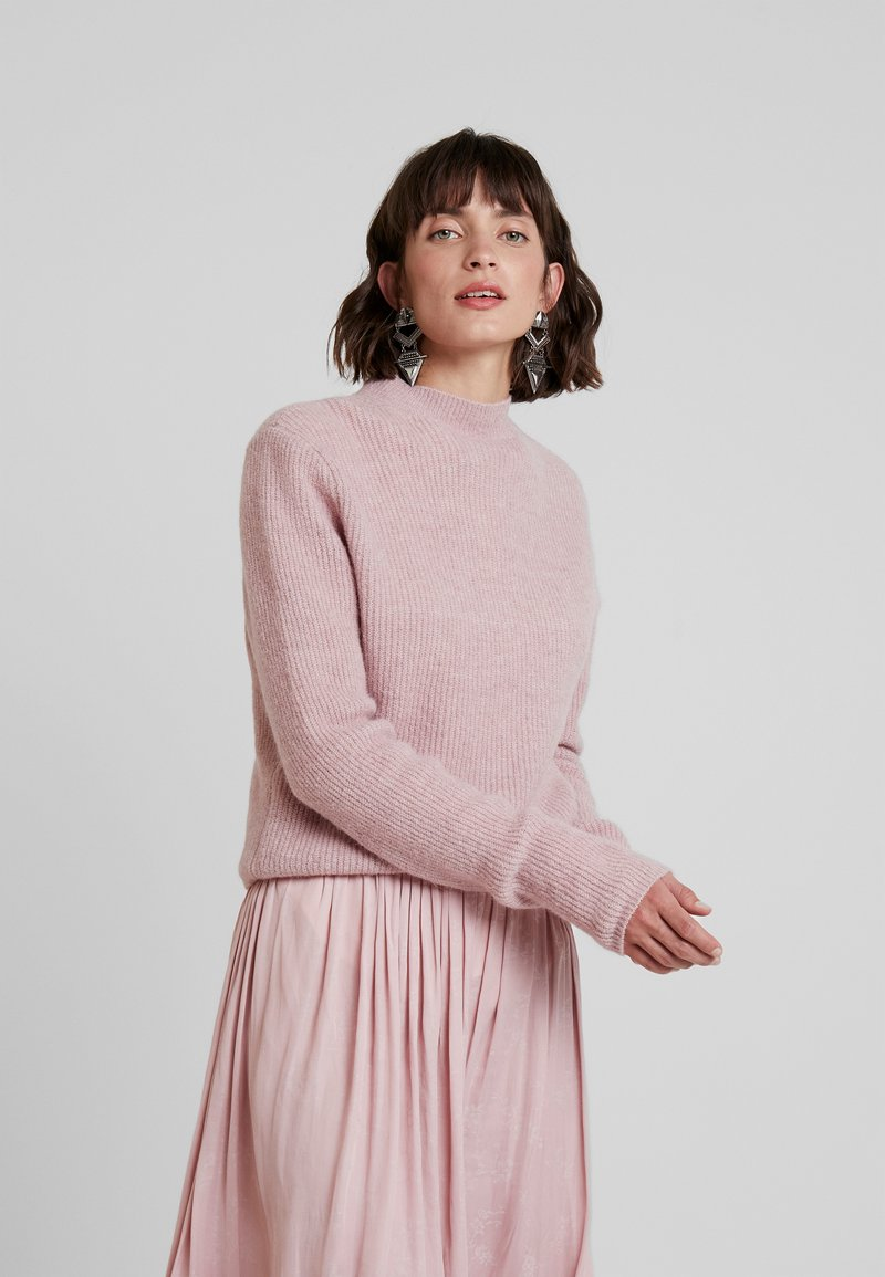 mint&berry - Strickpullover - rose