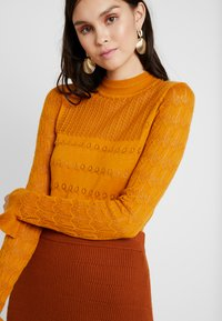 mint&berry - Pullover - mustard - 4