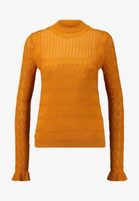 mint&berry - Pullover - mustard - 3
