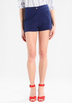 Shorts - medieval blue