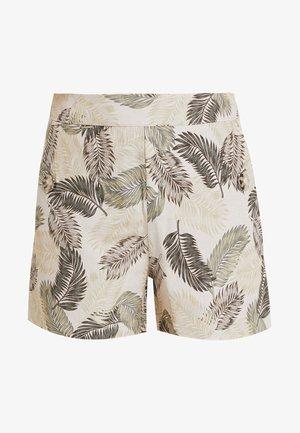 Shorts - white/green/blue