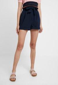 mint&berry - Shorts - dark blue - 0